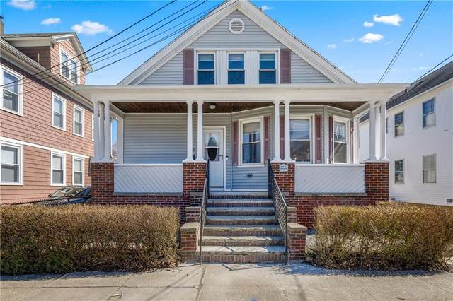 33 Hampton Street, Providence, RI 02904 (MLS #1254485) :: The Martone Group