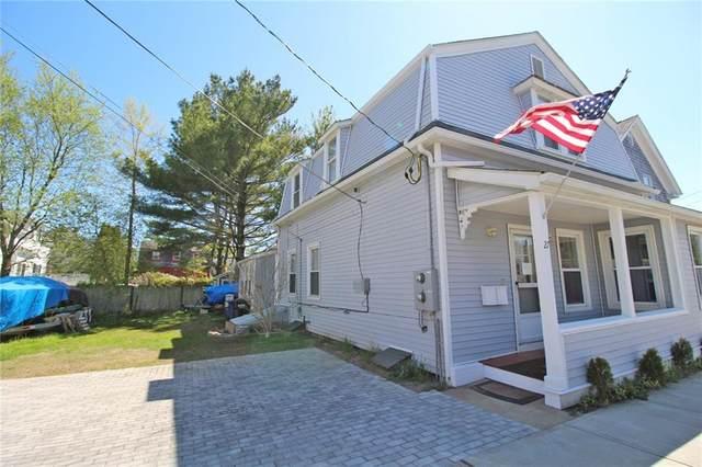 27 Potter Street, Newport, RI 02840 (MLS #1254497) :: Edge Realty RI