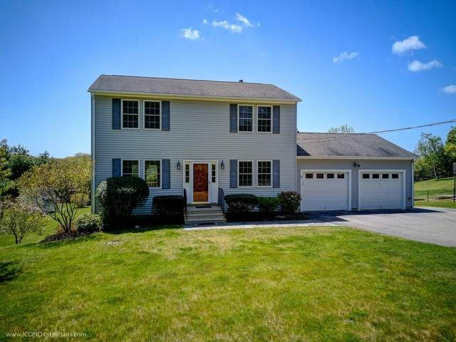 942 Saugatucket Road, South Kingstown, RI 02879 (MLS #1254508) :: The Martone Group