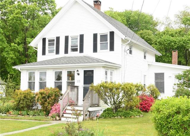 23 Washington Avenue, Westerly, RI 02891 (MLS #1254546) :: Edge Realty RI