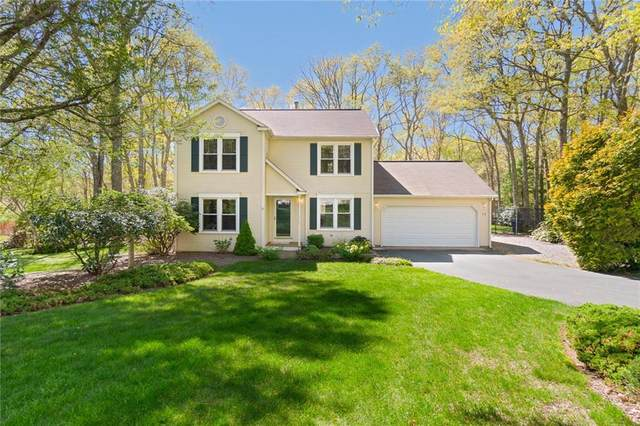 75 Woodmark Way, South Kingstown, RI 02879 (MLS #1254568) :: The Martone Group