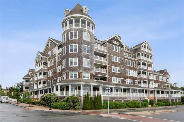 53 Conanicus Avenue 3E, Jamestown, RI 02835 (MLS #1254615) :: The Martone Group