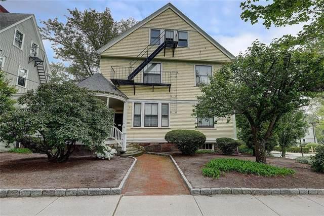 265 Bowen Street #5, East Side of Providence, RI 02906 (MLS #1254705) :: Onshore Realtors