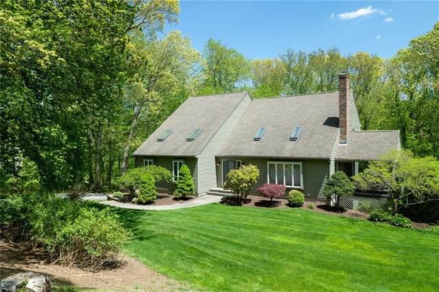 768 Woonsocket Hill Road, North Smithfield, RI 02896 (MLS #1254707) :: Spectrum Real Estate Consultants