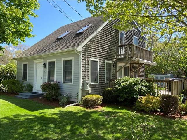 87 Cedar Island Road, Narragansett, RI 02882 (MLS #1254726) :: The Seyboth Team