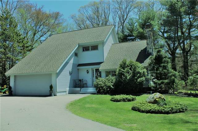 149 Parkwood Drive, South Kingstown, RI 02881 (MLS #1254730) :: The Martone Group