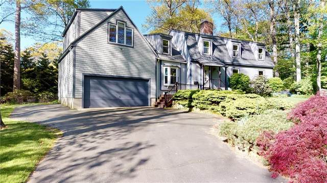 185 Dendron Road, South Kingstown, RI 02879 (MLS #1254744) :: The Martone Group