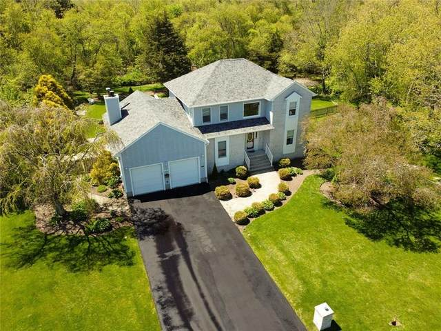 115 High Meadow Lane, South Kingstown, RI 02879 (MLS #1254808) :: The Martone Group