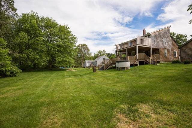 225 Money Hill Road, Glocester, RI 02814 (MLS #1254815) :: The Seyboth Team