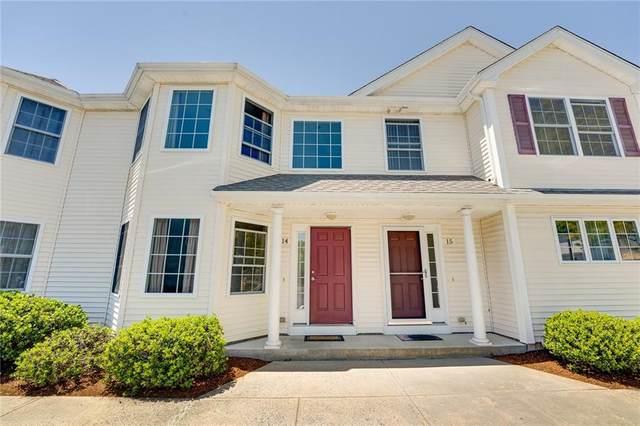660 Cottage Street #14, Pawtucket, RI 02861 (MLS #1254928) :: The Seyboth Team