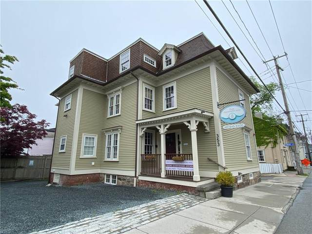 353 Spring Street, Newport, RI 02840 (MLS #1254963) :: Onshore Realtors