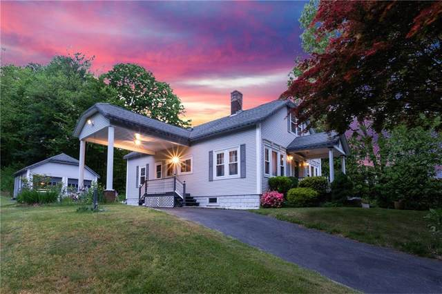 625 Central Street, Burrillville, RI 02839 (MLS #1255079) :: The Martone Group
