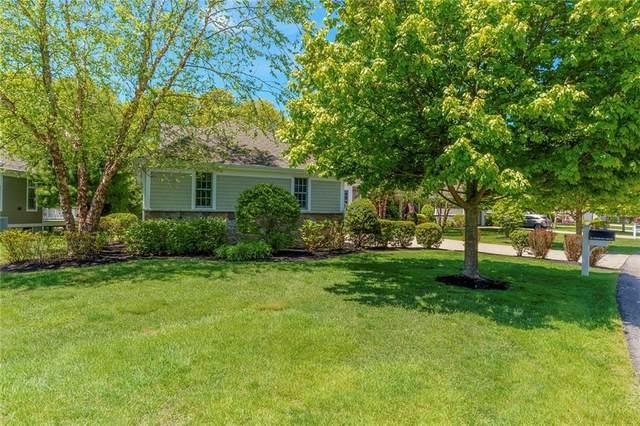 32 Newbury Drive, Westerly, RI 02891 (MLS #1255082) :: Spectrum Real Estate Consultants