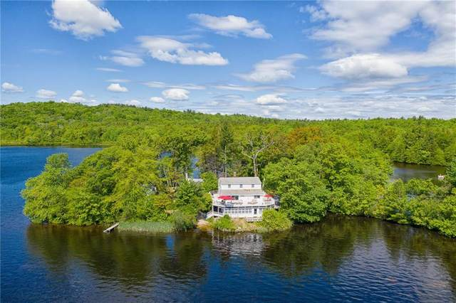 115 Sand Dam Road, Glocester, RI 02814 (MLS #1255117) :: The Seyboth Team