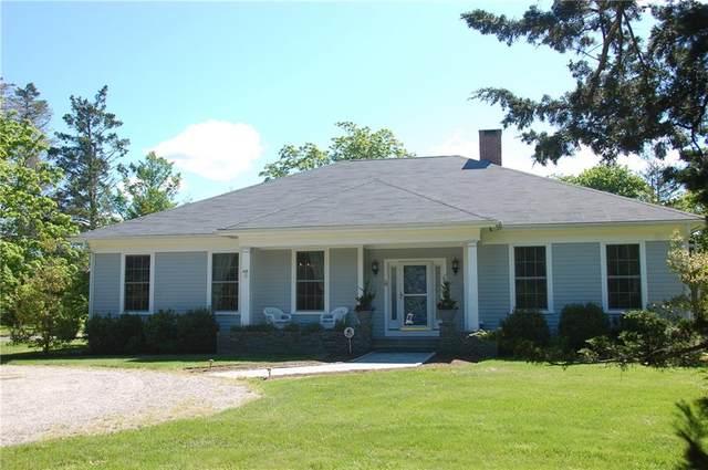 688 West Main Road, Little Compton, RI 02837 (MLS #1255119) :: Spectrum Real Estate Consultants