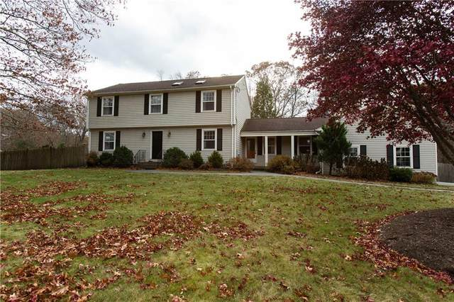 61 Candlewood Drive, North Kingstown, RI 02852 (MLS #1255141) :: Spectrum Real Estate Consultants
