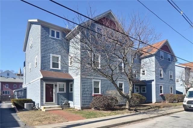 79 Duke Street #10, East Greenwich, RI 02818 (MLS #1255167) :: Edge Realty RI