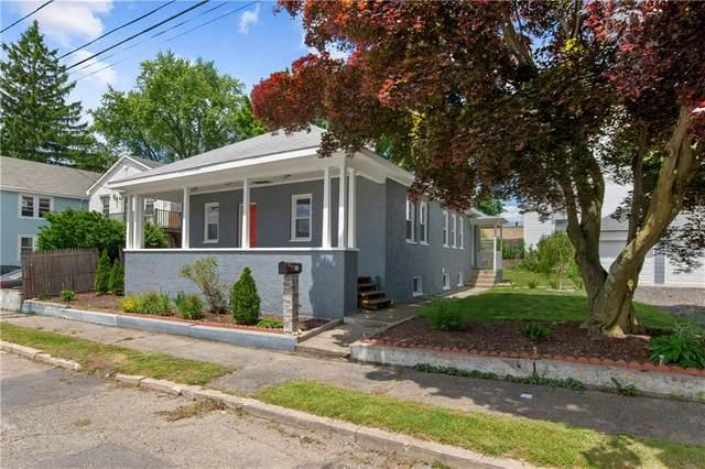 21 George Street, North Providence, RI 02911 (MLS #1255199) :: The Martone Group