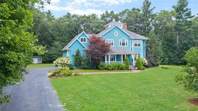 15 Mikaylann Drive, Rehoboth, MA 02769 (MLS #1255215) :: Anytime Realty