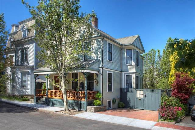 39 School Street, Newport, RI 02840 (MLS #1255277) :: Westcott Properties