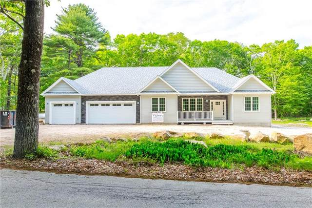 126 Carrs Pond Road, West Greenwich, RI 02817 (MLS #1255318) :: Spectrum Real Estate Consultants