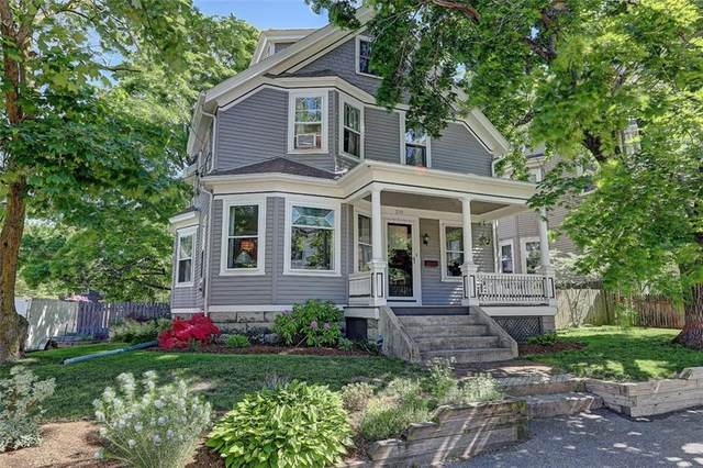 210 Pleasant Street, East Side of Providence, RI 02906 (MLS #1255333) :: The Martone Group