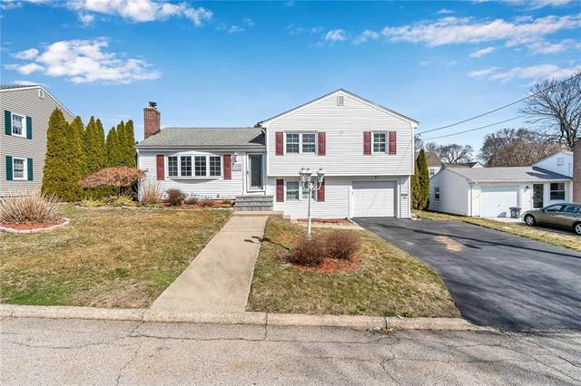 100 Howland Avenue, East Providence, RI 02914 (MLS #1255334) :: Anytime Realty