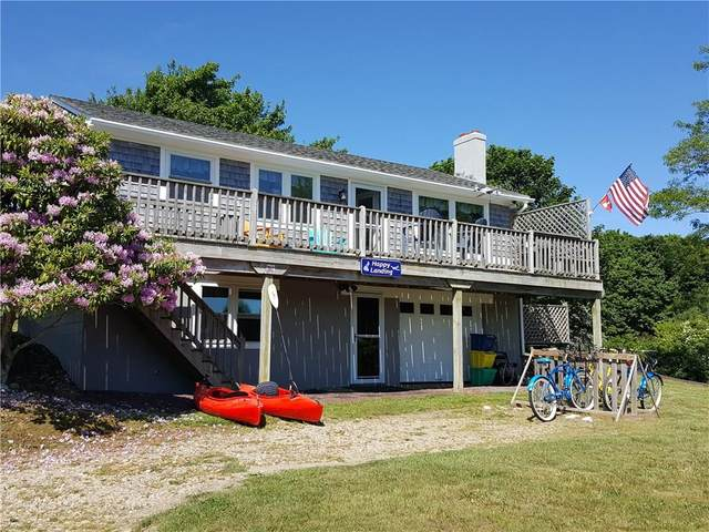 493 Old Town Road, Block Island, RI 02807 (MLS #1255367) :: HomeSmart Professionals