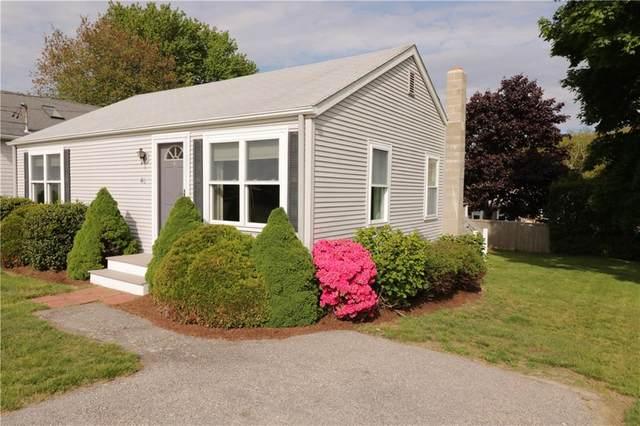 40 Coffey Avenue, Narragansett, RI 02882 (MLS #1255400) :: The Martone Group