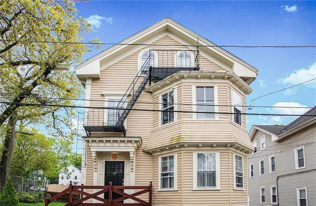 37 Royal Street, East Side of Providence, RI 02906 (MLS #1255457) :: The Martone Group