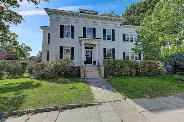 12 Mt Vernon Street #1, Newport, RI 02840 (MLS #1255601) :: Westcott Properties