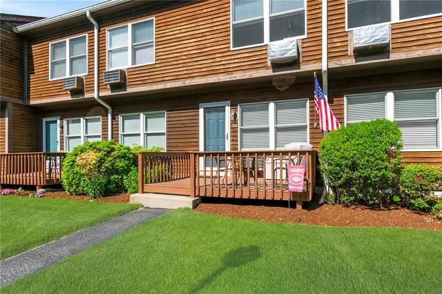 200 Post Road #116, Warwick, RI 02888 (MLS #1255627) :: Westcott Properties