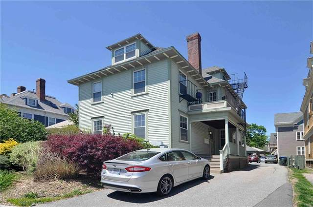 410 Angel Street #6, East Side of Providence, RI 02906 (MLS #1255670) :: The Martone Group