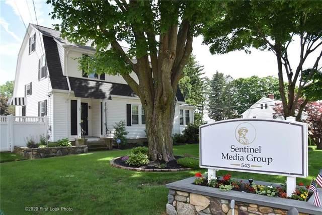 543 Putnam Pike, Smithfield, RI 02828 (MLS #1256031) :: The Martone Group