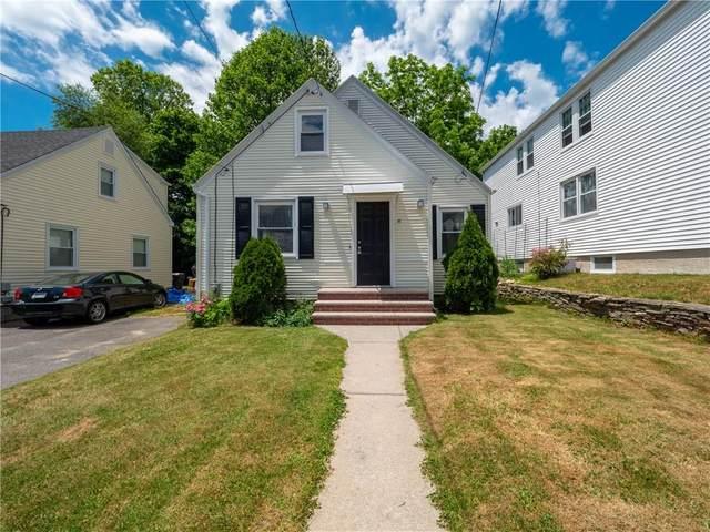 16 Lookout Avenue, North Providence, RI 02911 (MLS #1256170) :: Edge Realty RI