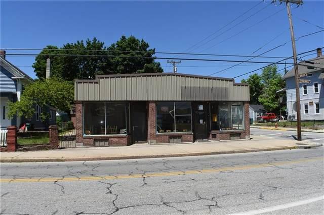 373 Providence Street, Woonsocket, RI 02895 (MLS #1256245) :: Edge Realty RI