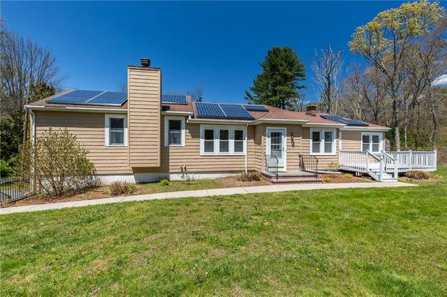 136 Winthrop Street, Rehoboth, MA 02769 (MLS #1256272) :: The Martone Group