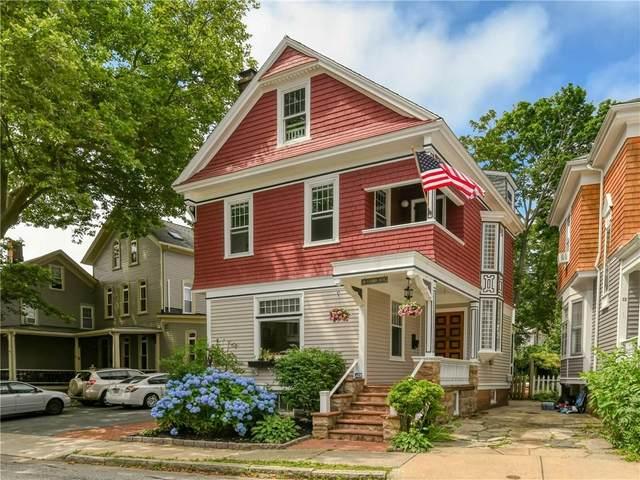 19 Gibbs Avenue, Newport, RI 02840 (MLS #1256571) :: HomeSmart Professionals