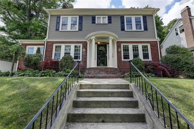 12 Holly Street, East Side of Providence, RI 02906 (MLS #1256839) :: The Seyboth Team