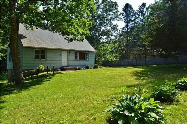 94 Kenyon Hill Trail, Richmond, RI 02898 (MLS #1256932) :: Edge Realty RI