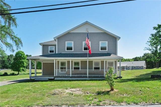 501 Field Hill Road, Scituate, RI 02815 (MLS #1256950) :: The Martone Group