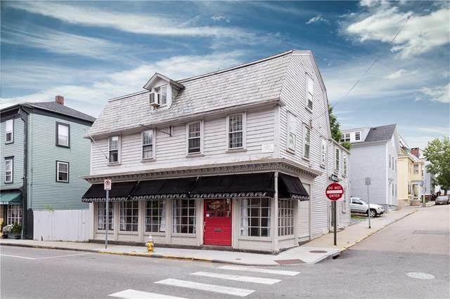 134 Spring Street #1, Newport, RI 02840 (MLS #1257002) :: Edge Realty RI