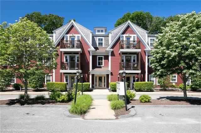 751 Metacom Avenue #8, Bristol, RI 02809 (MLS #1257025) :: Edge Realty RI