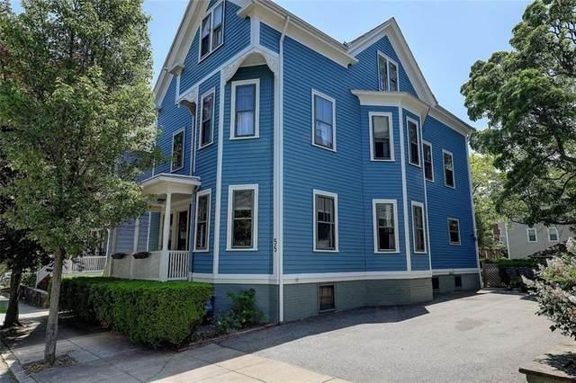 55 East Manning Street, East Side of Providence, RI 02906 (MLS #1257171) :: Edge Realty RI