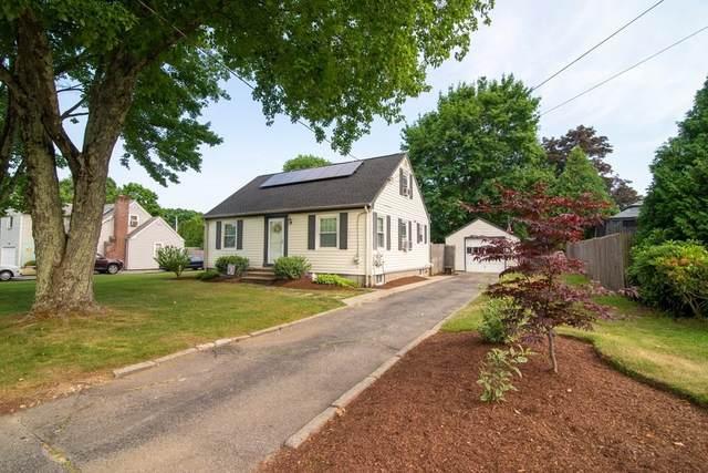 15 Tucker Road, Smithfield, RI 02828 (MLS #1257279) :: The Martone Group