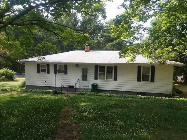 164 Plainfield Pike, Scituate, RI 02857 (MLS #1257472) :: The Martone Group