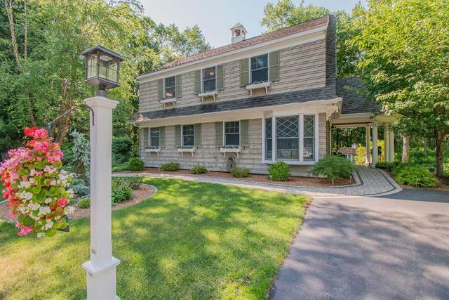 1729 Frenchtown Road, East Greenwich, RI 02818 (MLS #1257485) :: The Seyboth Team