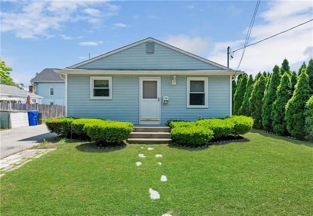 270 Pleasant Street, Pawtucket, RI 02860 (MLS #1257523) :: Spectrum Real Estate Consultants