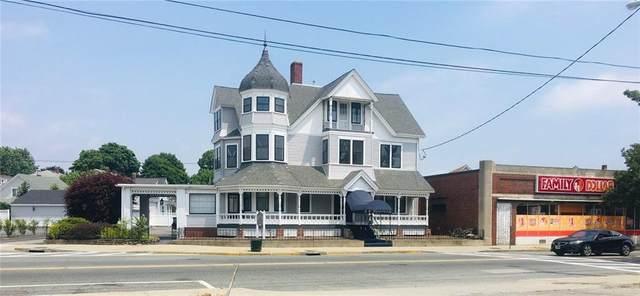 210 Taunton Avenue, East Providence, RI 02914 (MLS #1257530) :: The Mercurio Group Real Estate