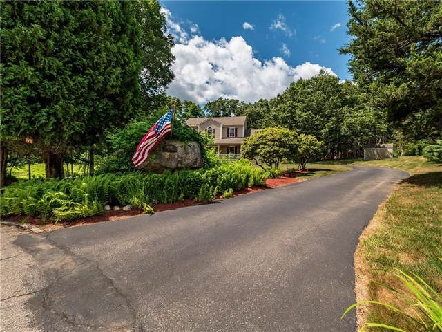 11 Pine Acres Boulevard, Coventry, RI 02816 (MLS #1257614) :: The Martone Group